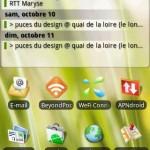 Pure Calendar Widget Android App