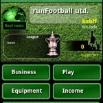 run Football Manager (soccer) Android Game
