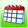 SimpleCalendarWidget Android App