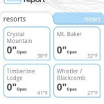 Snow and Ski Report
