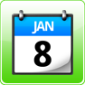 Smooth Calendar Android Widget