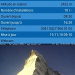 Snowreport Switzerland Android App