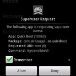 Superuser Android App Root