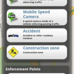 Trapster Android App