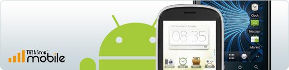 Trekstor Android Smartphones