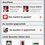 StudiVZ & MeinVZ Android App
