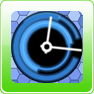 3.0 Honeycomb Clock Lite Android Widget