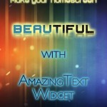 AmazingText Plus - Text Widget