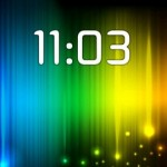 ClockWidget Android Widget