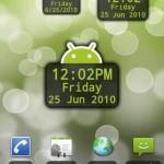 DiviClock Android Widget