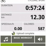 Endomondo Sports Tracker Android App