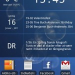 Glass Widgets Android App