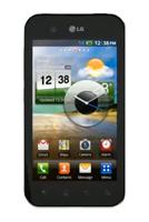 LG Optimus Black Android Smartphone