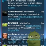 Plume (Touiteur) Android App