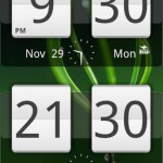 Sense Analog Clock Widget 24 Android App