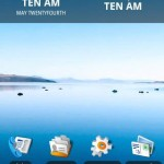 Tajm Android Widget