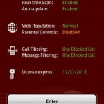 Trend Micro Android App
