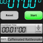 UltraChron Stopwatch & Timer Android App