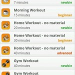 VirtuaGym Fitness Android App