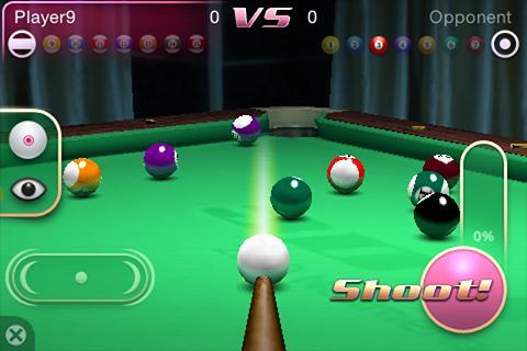 Billard Spielen Pool Gratis