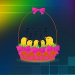 Animated Widgets – Easter Android App