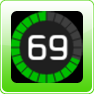 Battery Solo Widget Android App