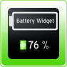 Battery Widget Android App