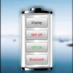 Battery Widget Android App
