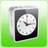 Beautiful Clock Widget 3D