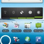 Circle Battery Widget Android App