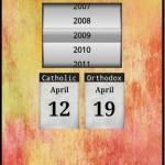 Easter Sunday Calculator
