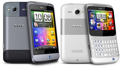 HTC Salsa &amp; HTC ChaCha