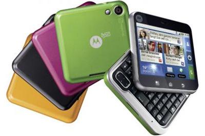 Motorola Flipout Teaser