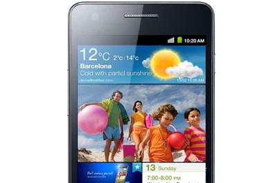 Samsung Galaxy S 2 Teaser