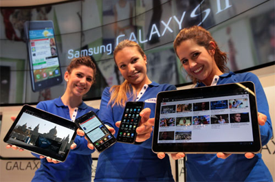 Samsung MWC Teaser