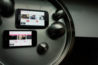 Sat1 und ProSieben Android Apps
