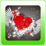 Valentine Heart Live Wallpaper Android App