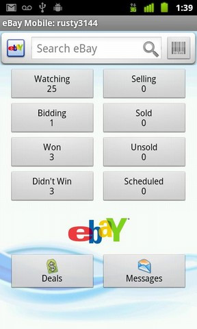 die besten ebay apps f r android 24android. Black Bedroom Furniture Sets. Home Design Ideas