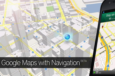 Google Maps Teaser