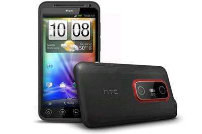 HTC Evo 3D Teaser