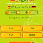 Kick it out! Fußball Manager