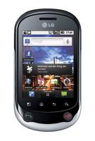 LG Optimus Chat Test