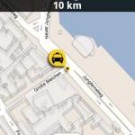 mytaxi Taxifahrer