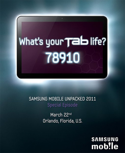 Samsung Unpacked Tab