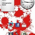 Splatter Live-Wallpaper