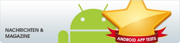 App Tests: Nachrichten & Magazine