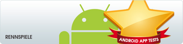 Android App Tests: Rennspiele