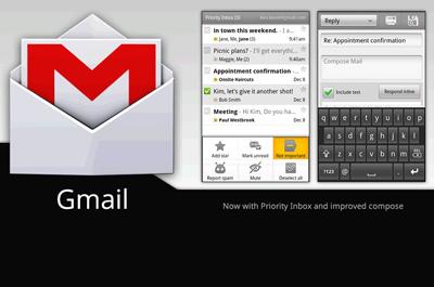 Google Mail Teaser