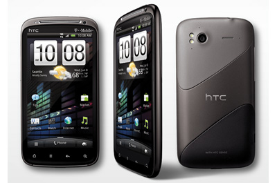HTC Sensation Teaser
