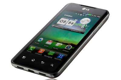 LG Optimus Speed Teaser